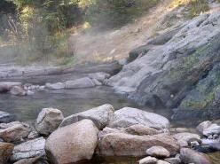 Trail Creek Hot Spring